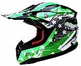 Casque Motocross Enfant ECE Homologué-YEMA YM-211 Casque DH Enduro Quad Moto Cross-M