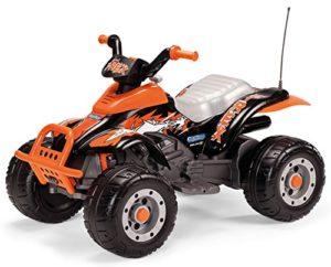 quad électrique Peg Perego T-Rex