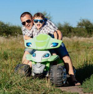 choix d'un quad pour enfant