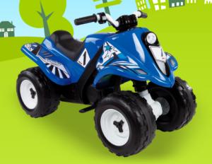 choix du quad pour enfant