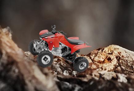 quad miniature